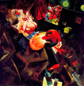 George Grosz - The Little Woman Killer